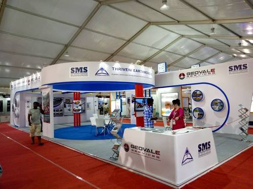 SMS Exhibition Stand Designing Service