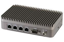Industrial Fanless Embedded Box PC