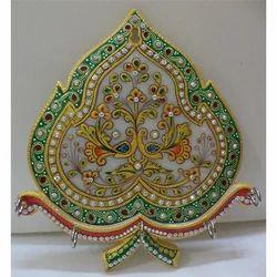 Ramdev Handicrafts Marble key holder