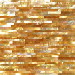 Golden Mother Pearl Tiles