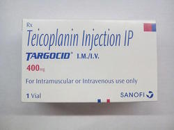 Tablet Targocid Injection, for Clinical, Packaging Type: Box