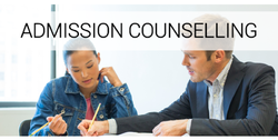 Admission Counselling services