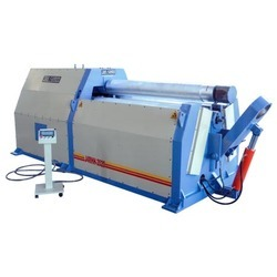 Hydro Mechanical Plate Bending Machine