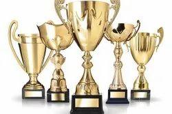 Metallic & Wooden Printed Trophies