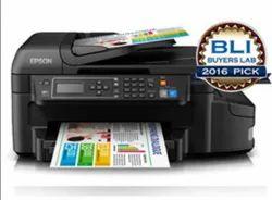 Epson L655 Wi-Fi Duplex All-in-One Ink Tank Printer Machines