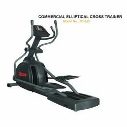 CT 659 Commercial Elliptical Cross Trainer