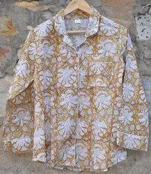 Cotton Multicolor Printed Full Payjama Set