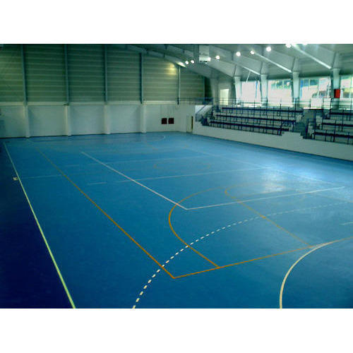 Sports Court Flooring Service