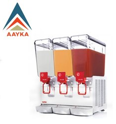 Three Lane Beverage Dispenser