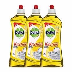 Dettol Dishwash Liquid, 250 Ml, 500ml