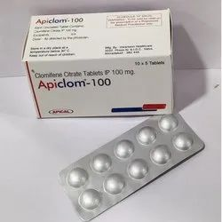 Clomiphene Citrate Tablet IP 100 mg