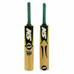 Sn Wooden Tennis Cricket Bat Size Small