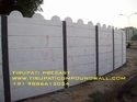 Housing Society Compound Wall
