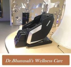 Black Beauty Zero Gravity Massage Chair