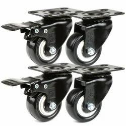 PU Trolley Assembly Wheel