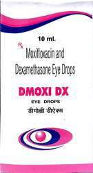 Moxifloxacin And Dexamethasone Eye Drops