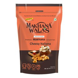Makhanawalas Roasted Makhana (Foxnuts) Peri - Peri 80 g