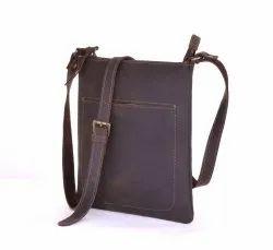 Leather Crossbody Unisex Bag
