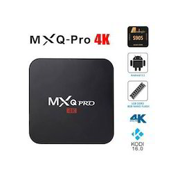 Mxq Pro 4k Android Tv Box 1 Gb 8 Gb Android 60 At Rs 1700