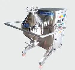Laboratory Cone Blender, Model: LI-LB 12, Capacity: 10 Litres