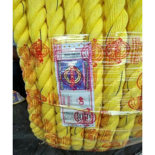 Polypropylene Rope - Construction Rope Manufacturer from Nagpur