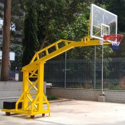 MS Movable Basketball Post