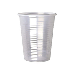 Disposable Plastic Glass, Packaging Type: Packet
