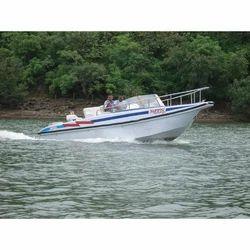 Parasailing Boat (Basic Model)