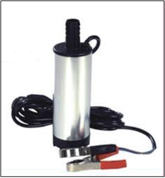 Electric DC Submersible Pump for Diesel