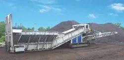 Radial Truck Unloader