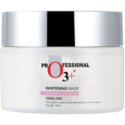 O3 Whitening Mask for Skin Whitening, Tightening and Pigmentation Control 50g