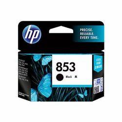 HP 853 Black Ink Cartridge
