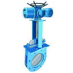 Electrically Operated Knife Gate Valve