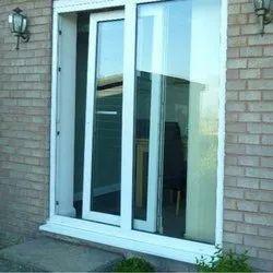 Closet Doors Glass and Aluminium Alloy Home Glass Sliding Door