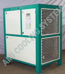 Water Chiller Manufacturer With GSM Systems