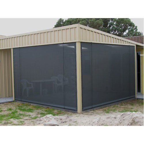 Canvas Exterior Blind