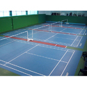 Badminton Court Marking Flooring
