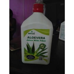 Organic Aloe Vera Juice with Fiber