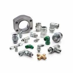 MS & SS Hydraulic Fittings