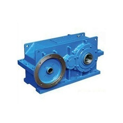 Hollow Shaft Helical Gearbox