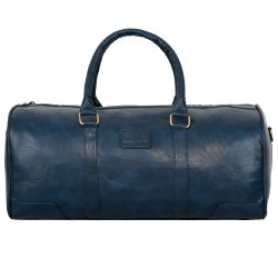 Premium Leather Travel Bag