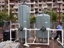 Wte Infra Blue Water Softening Plant, Vertical, Automation Grade: Automatic