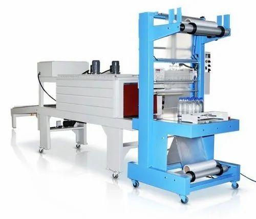Semi Automatic Water Bottle Packing Machine