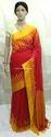 Designed Khadi Saree