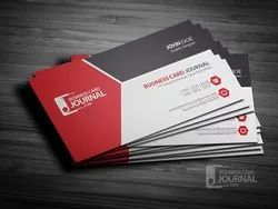 High Quality As Order Visiting Cards, For Business Purpose, Size: Standard