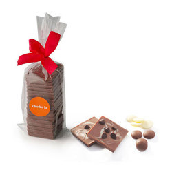 Milk Chocolate with Chocochip Minis - 100 Grams