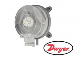 Dwyer ADPS-03-2-N Adjustable Differential Pressure Switch