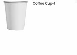 White Disposable Paper Coffee Cup, For Event, Capacity: 250 ML