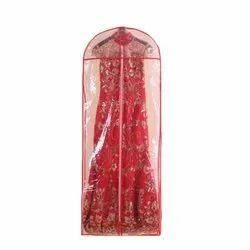 Able Transparent (PVC) Lehenga Gown Cover