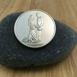 Custom Engraved  Coins